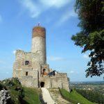 Zamek w Chęcinach i Kadzielnia w Kielcach