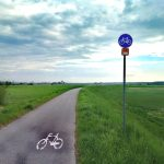 Wiślana trasa rowerowa Niepołomice - Grobla