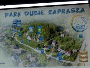 Dolina Pstrąga - Park Dubie