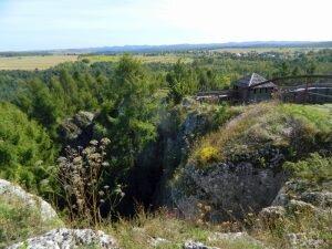 Gród Birów w Podzamczu