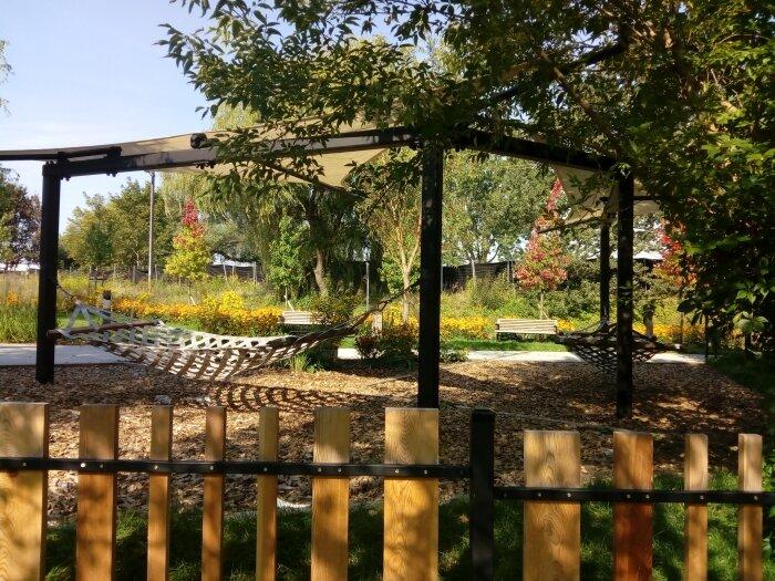 park kieszonkowy Ogród Sąsiedzki