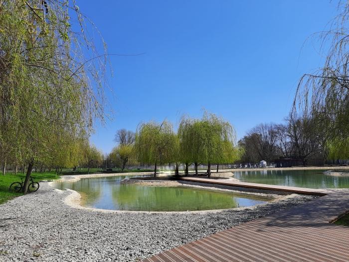 Park Lotników w Krakowie