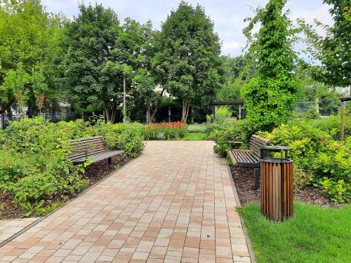 Sielski Ogród Krakowian - Bieńczyce