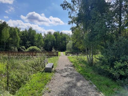 Park wypoczynkowy w Drwini