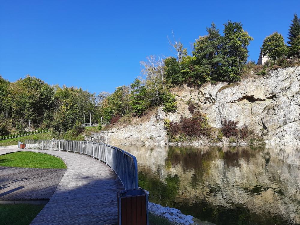 Kamieniołom w Zabierzowie